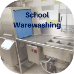 solutions school warewashing