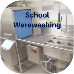school warewashing