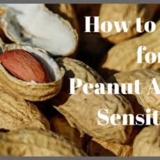 peanut allergen sensitivity