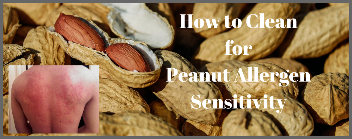 peanut allergen sensitivity