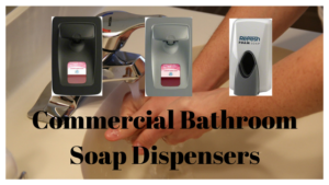 commercial bathroom soap dispenser